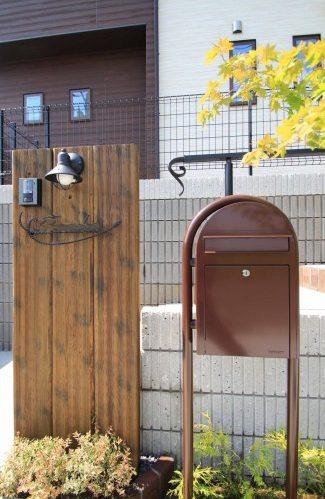 千葉市緑区。アンティークテイストのアプローチ。8