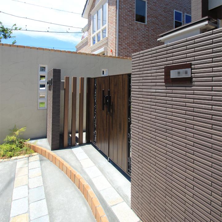LIXIL 2014年エクステリアコンテスト受賞作品 市川市K様邸8