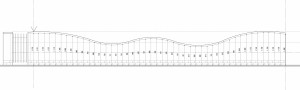 アンティークな機能門柱のある南欧風エクステリア<br>八千代市E様邸5
