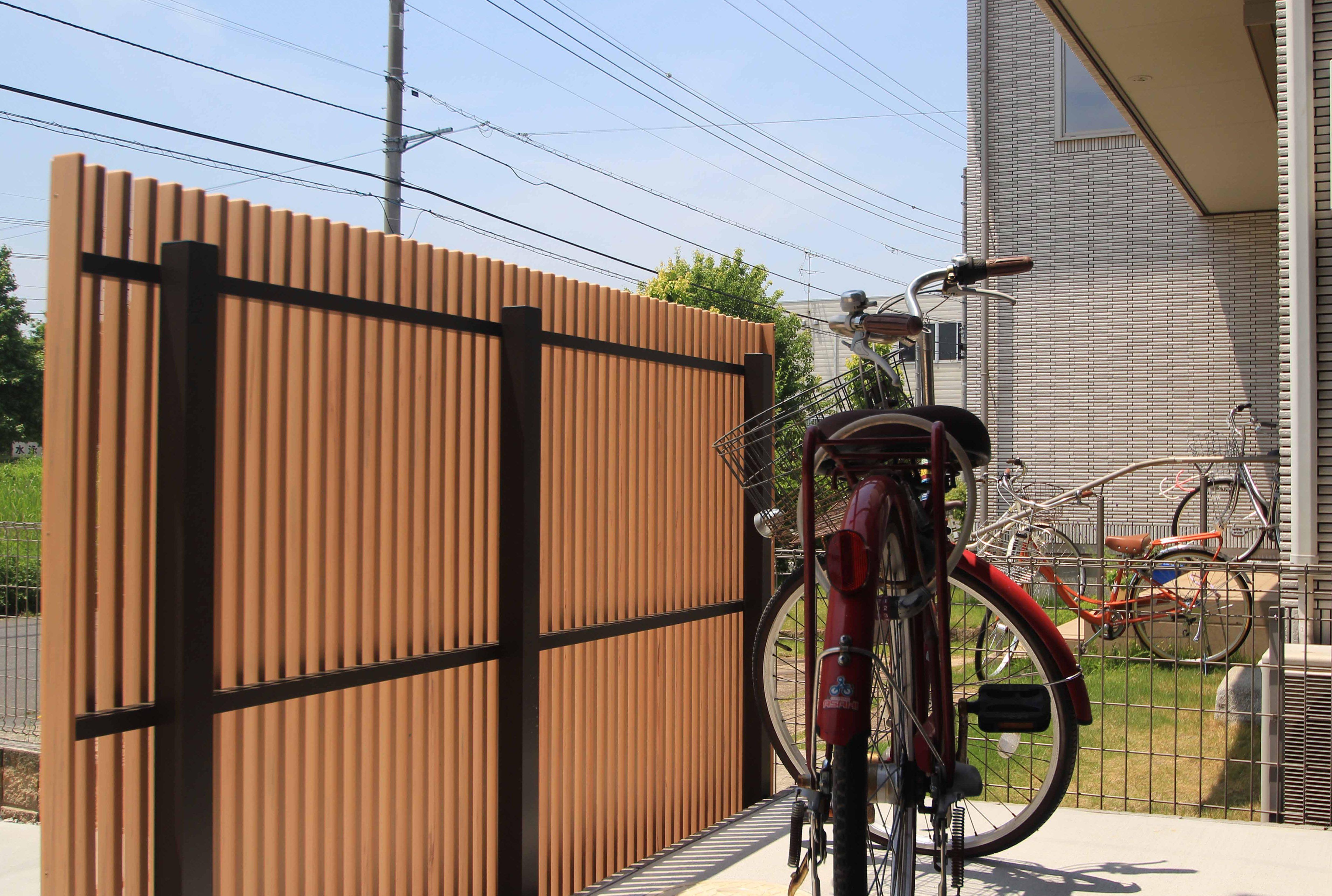 千葉市花見川区。新緑がはなやぐ贅沢な空間。きれいめエクステリアの完成です。7