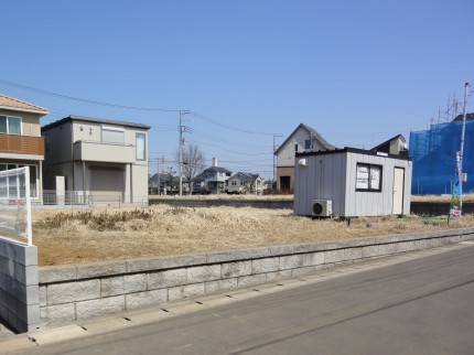 大きなカーポートがある家<br>松戸市H様邸4