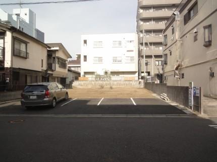 シンプルモダンなエクステリア<br>千葉市K様邸7