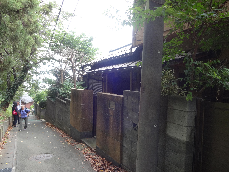 自然石を上品にあしらったプライベートガーデン。<br>松戸市S様邸10