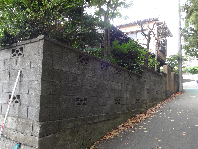 自然石を上品にあしらったプライベートガーデン。松戸市S様邸11